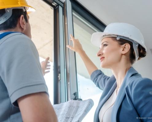 Der Bauabnahme-Experte sieht mehr