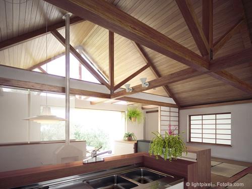 Mit einem Holzhaus wird das Eigenheim viel «heimeliger»
