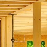Bauen mit Holz: Natürliches Bauen