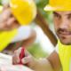 Baumängel, Baupfusch können durch Fehler während der Bauarbeiten entstehen
