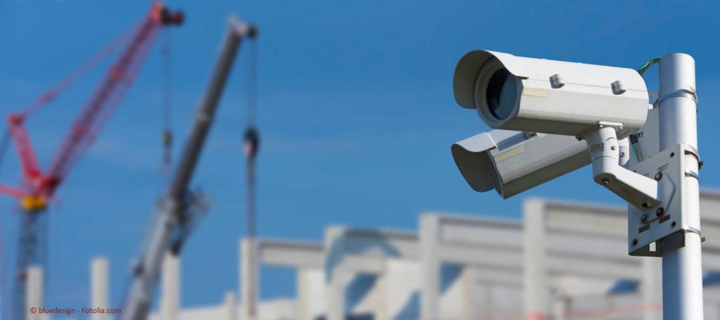 Baustellen-Webcams und Datenschutz – was man wissen muss