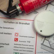 Brandschutz: vorbereitet sein für den Notfall