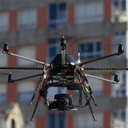 Luftaufnahmen, Luftbilder, dank Drohnen?