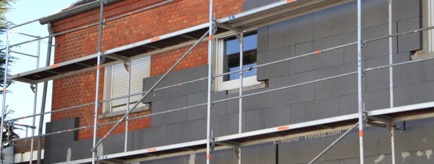Fassadendämmung: Mit welchem System und wie?