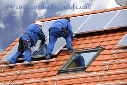 Mit einer Photovoltaik-Anlage die Sonnenenergie sinnvoll nutzen.