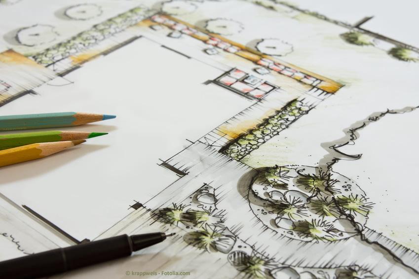 Gartenplanung ist erfolgreich, wenn der Gartenbau-Profi mitdenkt.