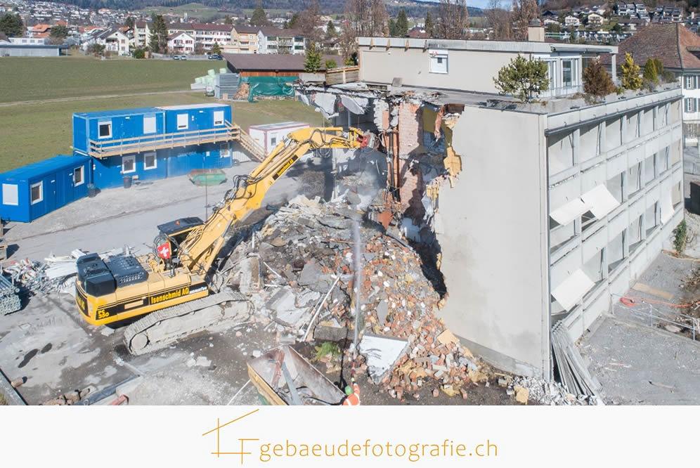 Gebäudefotografie als Baudokument