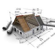 Ein Haus planen und bauen erfordert viel Aufwand