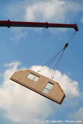 Holz-Systembau: Bauzeit massiv verkürzen