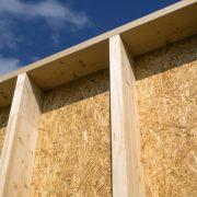 Mit Holzsystem zum schnellen Haus