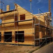 Holzhaus planen, bauen, pflegen, sanieren und renovieren