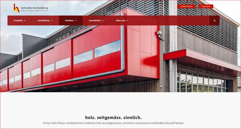 Holzhaus bauen in der Region Zürich