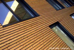 Ein Holzhaus bauen in modernem Design