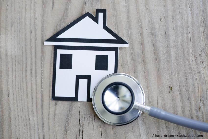 Ein Immobiliengutachten beim Haus-, Gebäude- oder Immobilienkauf hilft