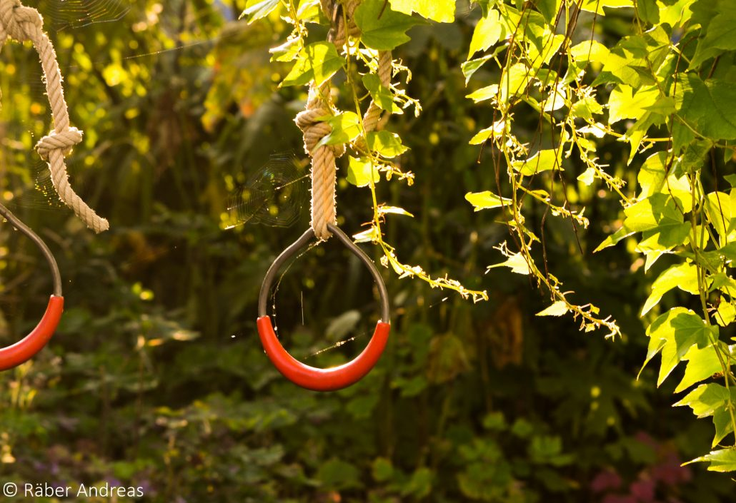 Garten gestalten: Garten und Kinderspielplätze zum Spielen und verweilen im Garten