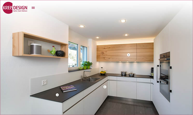 Kreis Küchen: Küchen sinnvoll planen